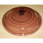 Corning Cranberry Vision V-1.5-C Casserole Replacement Cover Lid