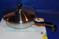 REFURBISHED Farberware USA Stainless Steel 1 Qt / 8 Inch Pan Set