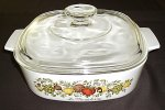 Corning Ware Spice O'Life A2B 2Ltr Casserole Skillet w/ Lid GC