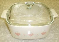 Corning Ware Forever Yours 1.5L Saucepan Casserole w/ NEW Lid NM