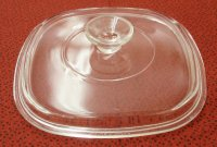 Corning Ware PYREX Glass CorningWare Casserole Lid Cover A-9 XC