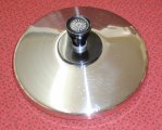 Refurbished Vintage Cutco 6 in Saucepan Cookware Lid ONLY