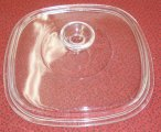 Corning Ware PYREX Glass CorningWare Casserole Lid Cover A-9 GC