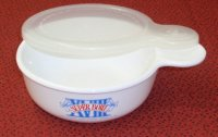 Corning Ware Super Bowl 18 Grab It Casserole Bowl w/Original Lid
