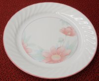 Corning Corelle USA Pacifica 10.25 Inch Dinner Plates 3pc XCNM