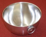 REFURBISHED Revere Ware 6.75 in Stainless Mixing Bowl w/ O Ring