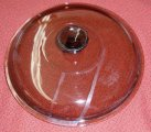 Corning Amber Visions 4.5 Dutch Oven Replacement Lid Cover RARE