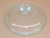 Corning Ware Pyrex Visions CLEAR V1C Saucepan Lid Cover NEW